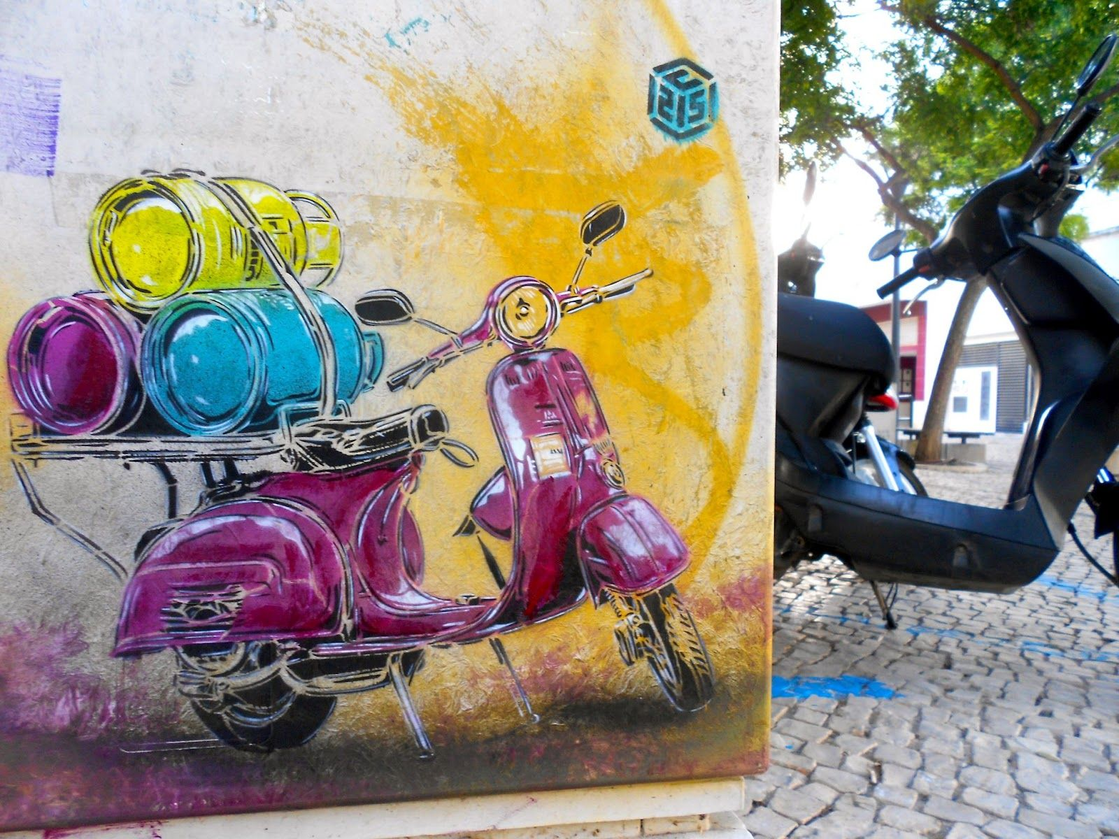 Lagos, Portugal | Street Art | Pinterest | Street art, Street and ...