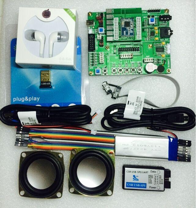 CSR8670 CSR development board with USB - SPI programmer The fourth