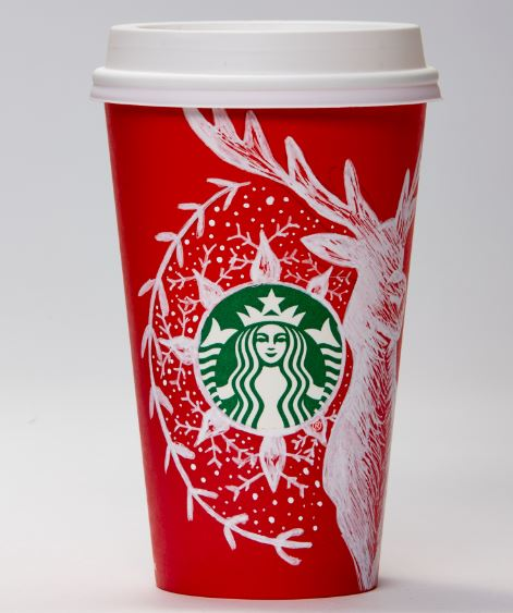The Starbucks Holiday Cups Ranked