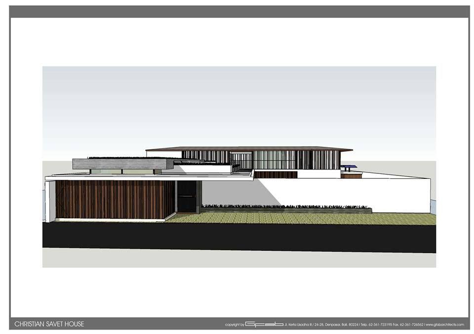 New #home #design #bali #Umalas #Island #architecture #hightech ...