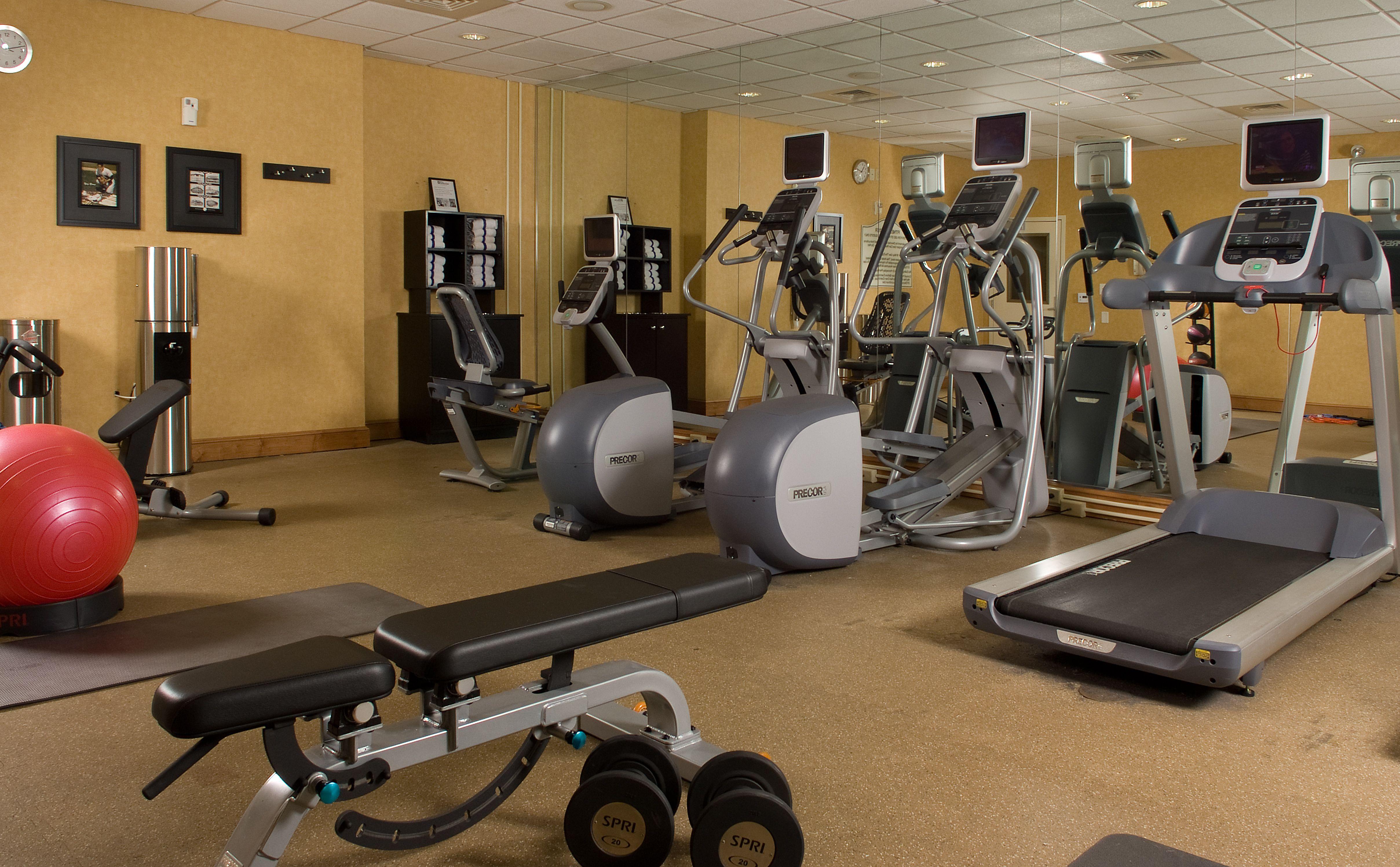 Hilton Garden Inn Atlanta Airport-Fitness Center http ...