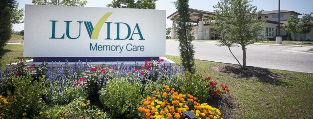 Luvida Memory Care is a renowned senior living center