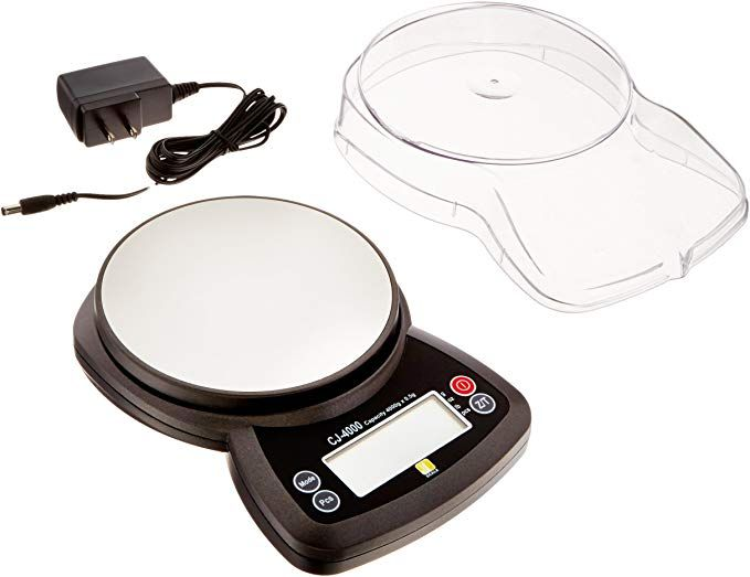 Kitchen Scales Used On Bake Off