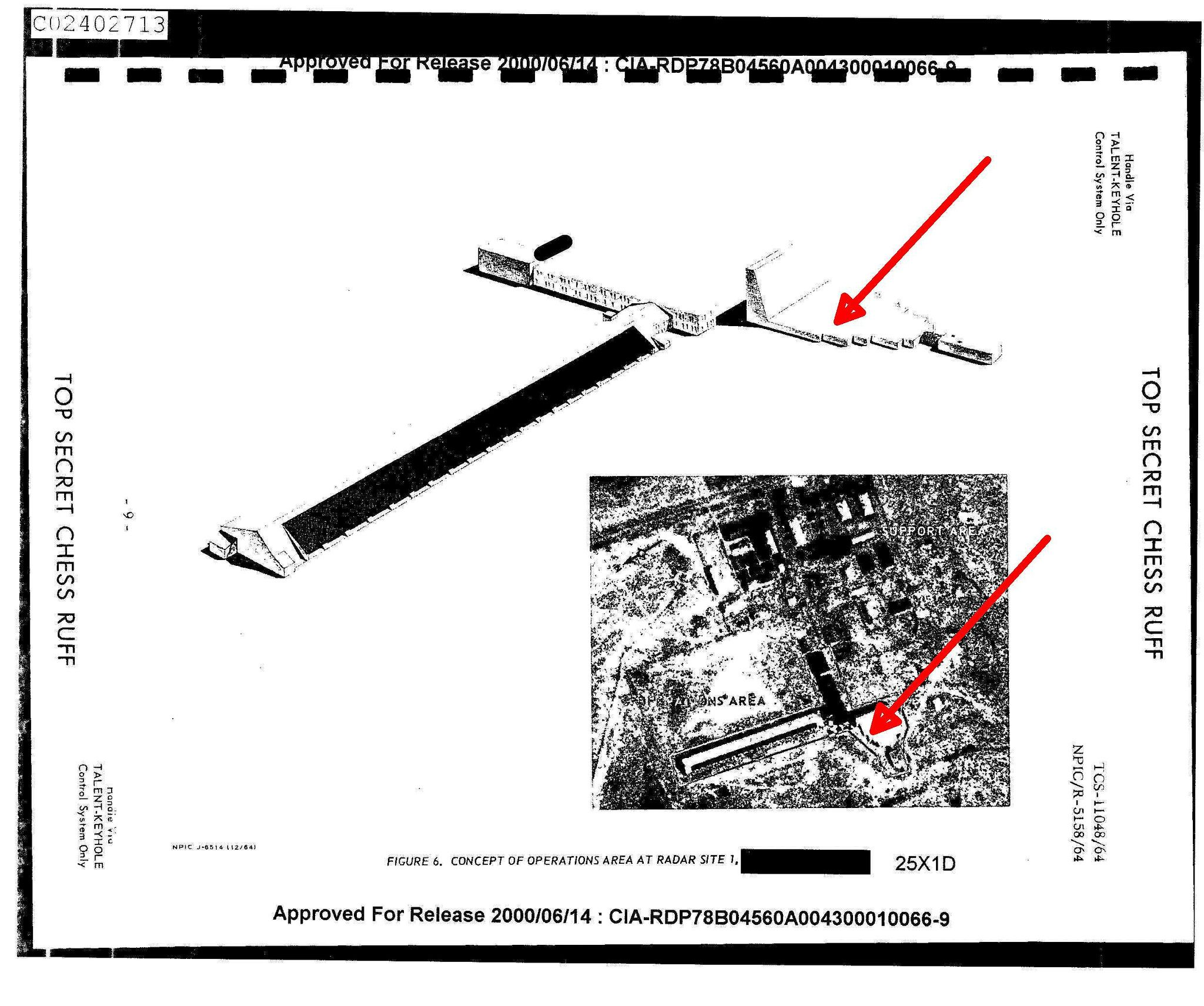 Sary Shagan Missile Test Range Area 8 Radar Site 1
