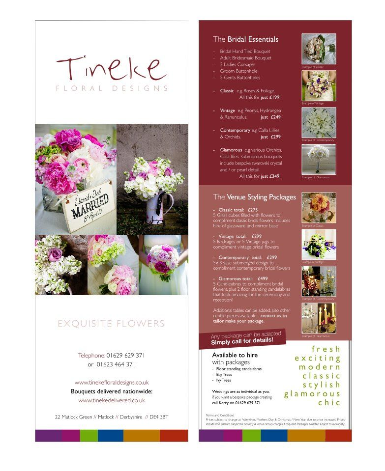 Tineke  Florist Flowers For All Occasions Matlock  Florist