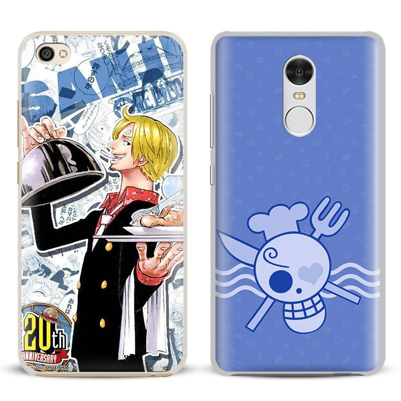 One Piece Vinsmoke Sanji Coque Phone Case Shell Cover For