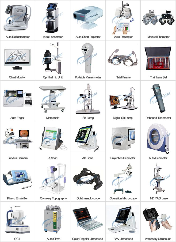 If you need any optical and ophthalmic device, pls contact