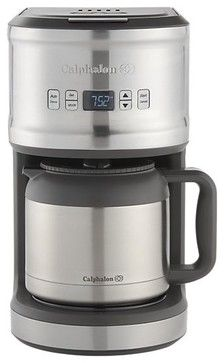 Calphalon 10 Cup Thermal Coffee Maker Amazing Pictures