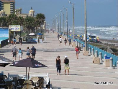 Daytona Beach The Boardwalk I Slept Under One Summer Beaches Near Orlando