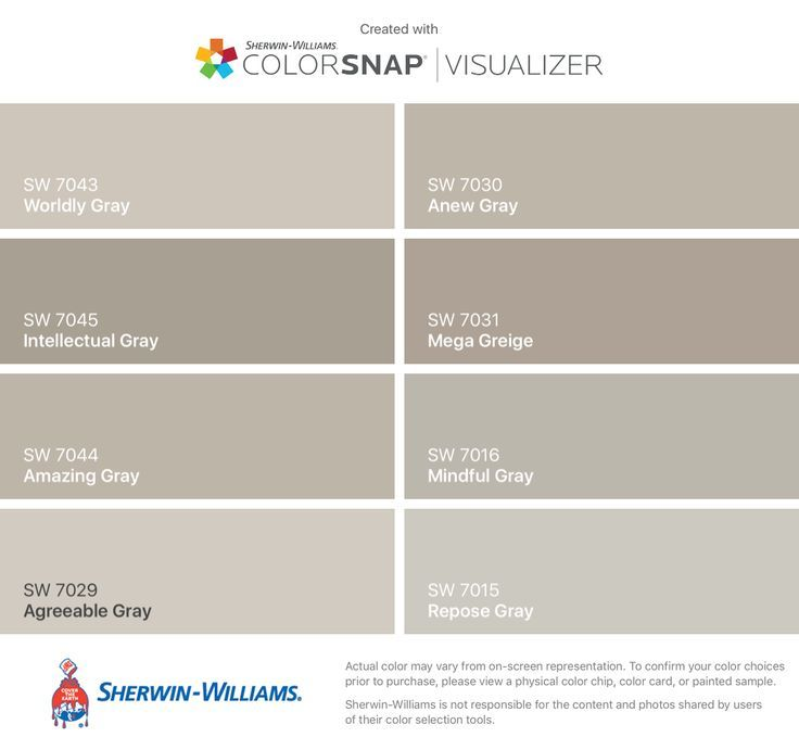 Image Result For Sherwin Williams Agreeable Gray Or Amazing Gray Sherwin Williams Colors Paint Colors For Home Matching Paint Colors