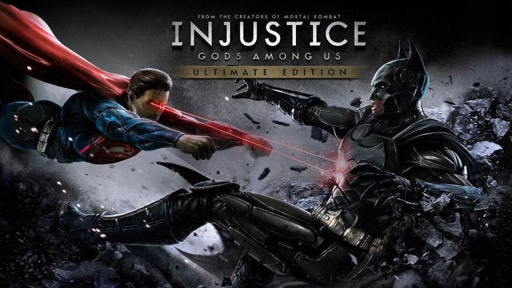 Injustice Gods Among Us Ultimate Edition Steam Key Global Peliculas Completas Xbox One Juegos De Lucha