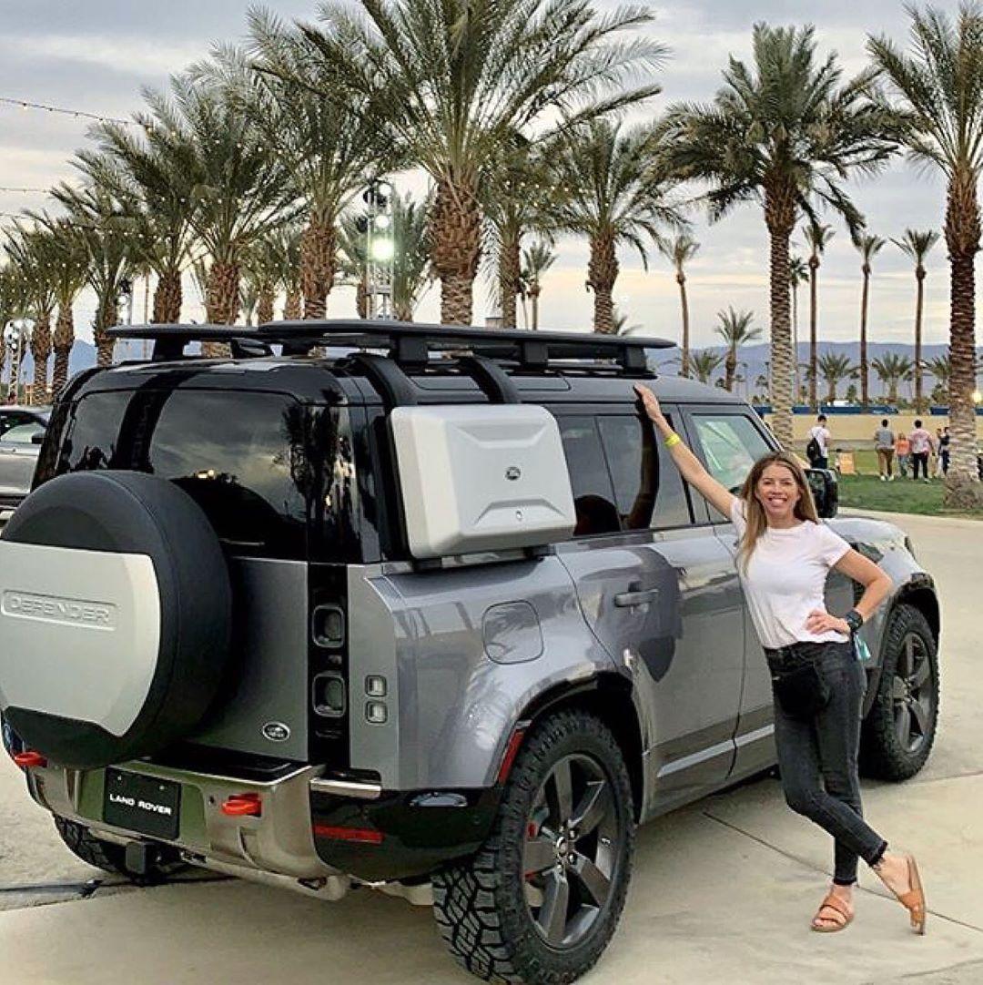 Aytekin Yurteri Adli Kullanicinin Land Rover Defender Panosundaki