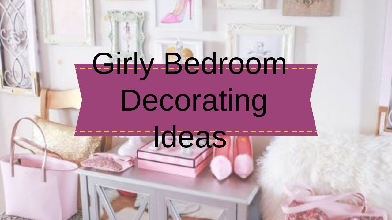 Girly Bedroom Decorating Ideas To Love | Bedroom Room Ideas ...