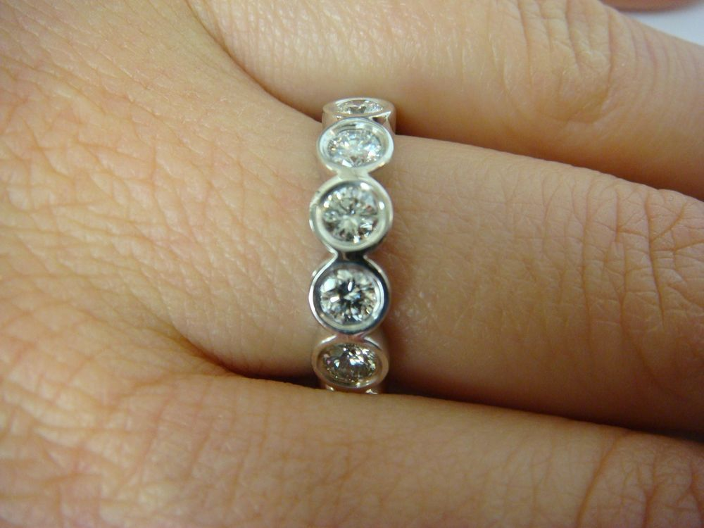 Sterling Silver Cz Wide Wrap Around Snake Ring (Size 4-9