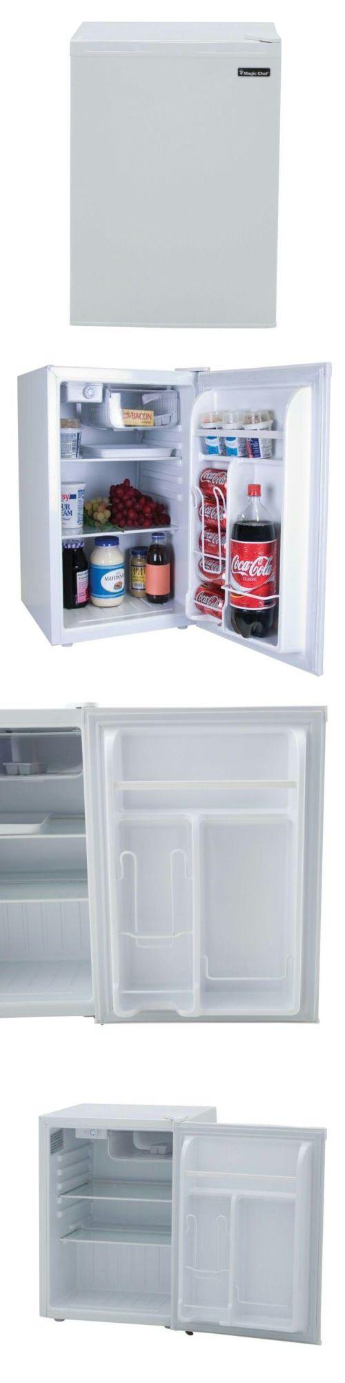 Mini Fridges 71262 Magic Chef Mini Refrigerator 2 6 Cu Ft