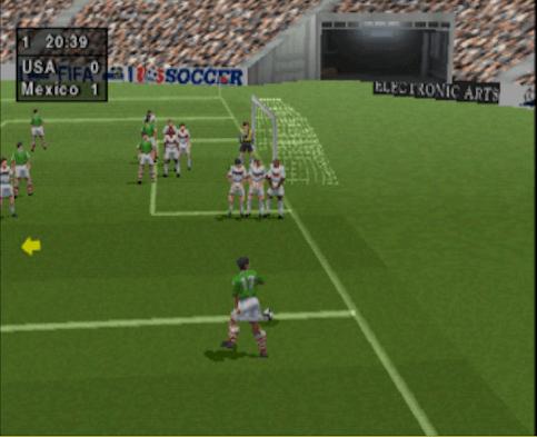 Top 10 Retro Soccer Games Kicking Through The Decades Part 1 Soccer Games Football Games Soccer