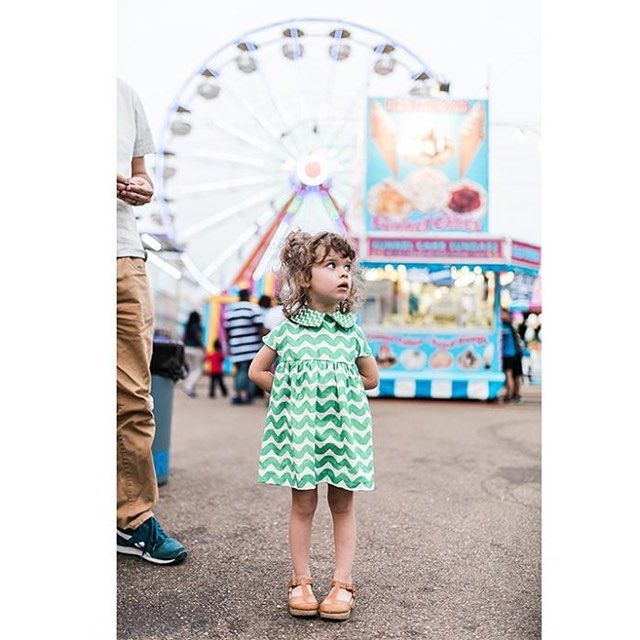 Take me to the fair! New blog up link in profile!