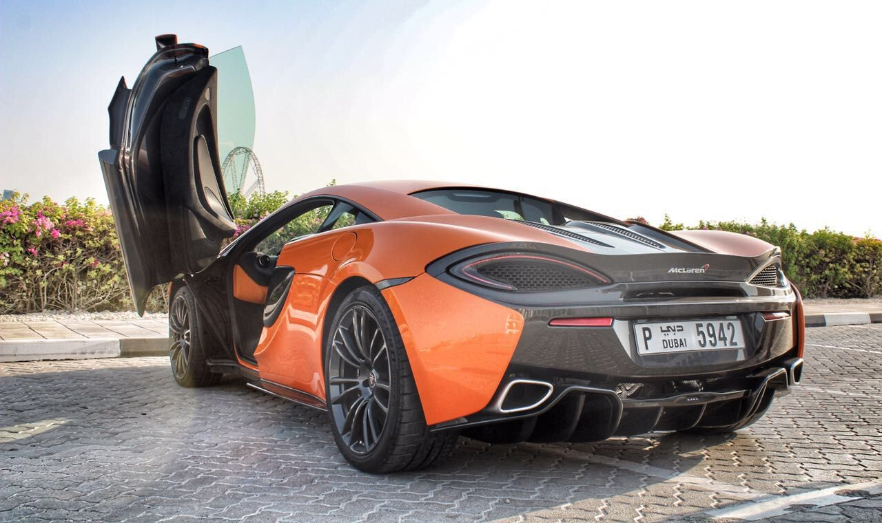 McLaren 570S (With images) Cheap car rental, Expensive