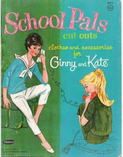 Paper Dolls~School Pals - Bonnie Jones - Álbuns da web do Picasa