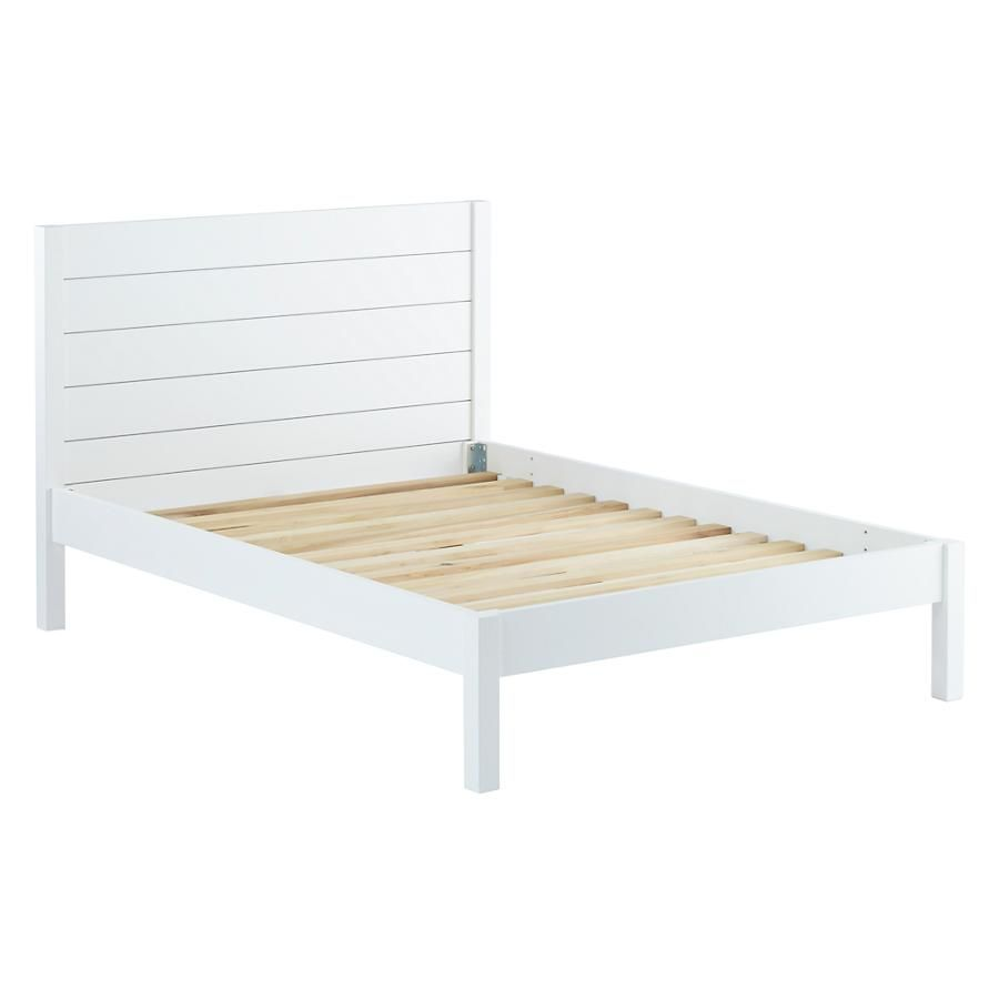 Uptown Bed (White) | The Land of Nod