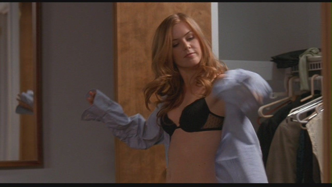 Isla fisher in wedding crashers