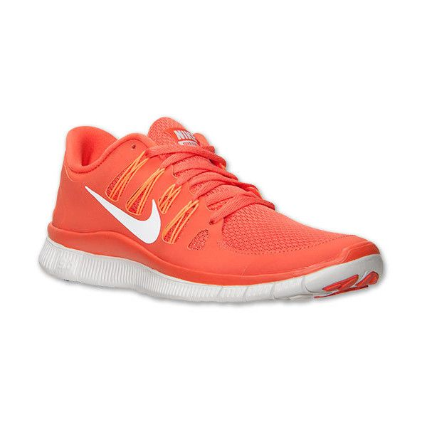 low priced b7f28 389c0 Women s Nike Free 5.0+ Running Shoes ( 100) ❤ liked on Polyvore featuring  shoes