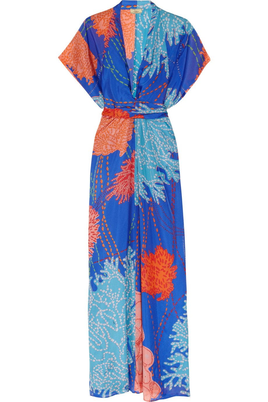 1000  images about Kimono dress on Pinterest - Kaftan- Caftans and ...