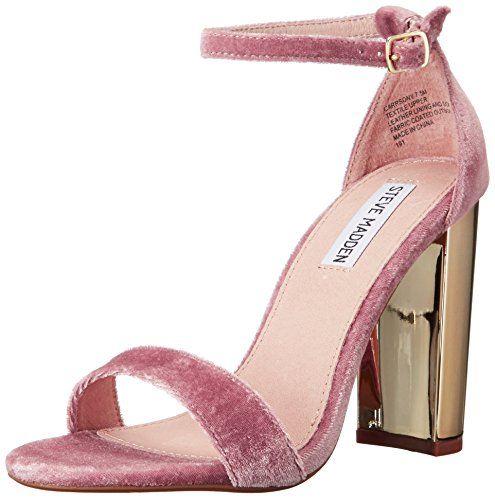 b8b4431406750 Steve Madden Women s Carrsonv Dress Sandal
