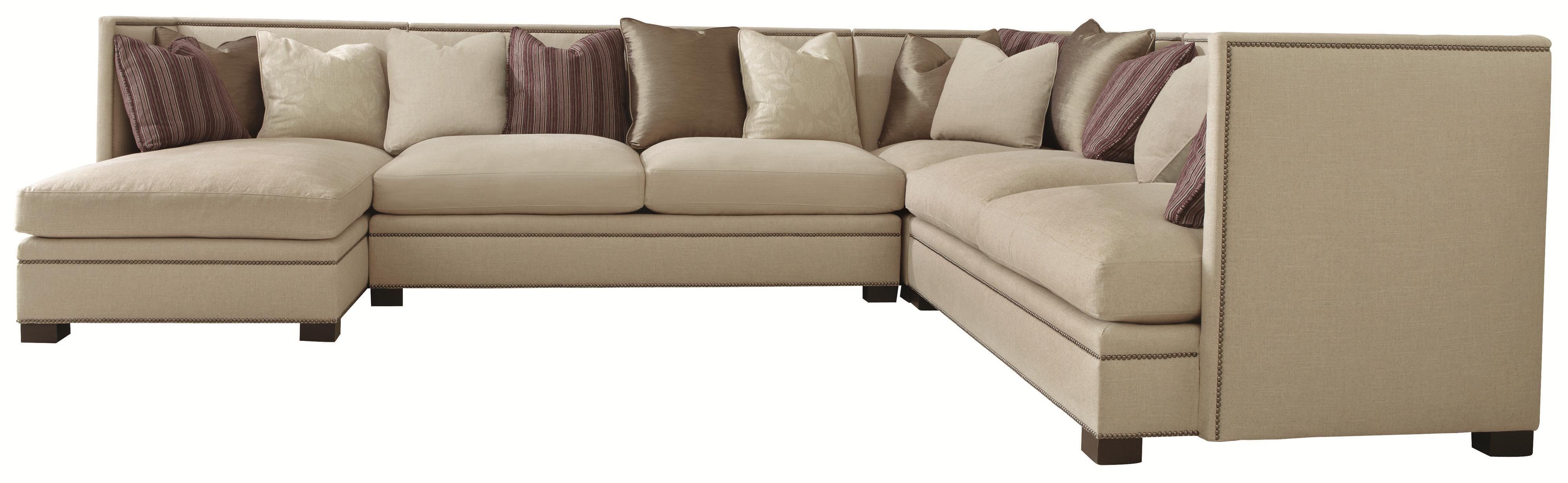 Phenomenal Gramercy Gramercy Sectional Sofa By Bernhardt Furniture Home Remodeling Inspirations Basidirectenergyitoicom