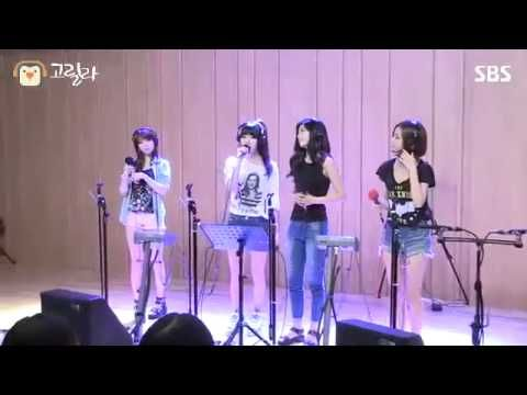 ▶ Girl's day - Female President (Cultwo show)