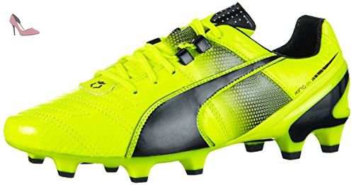 Jaune Football Sl Safety Chaussures King Homme Ii Puma De Gelb Fg 4qEYw84xF