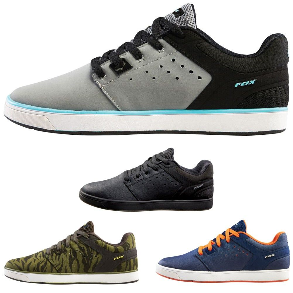 Chaussures Fox Racing noires Casual femme XYw1qrOEE