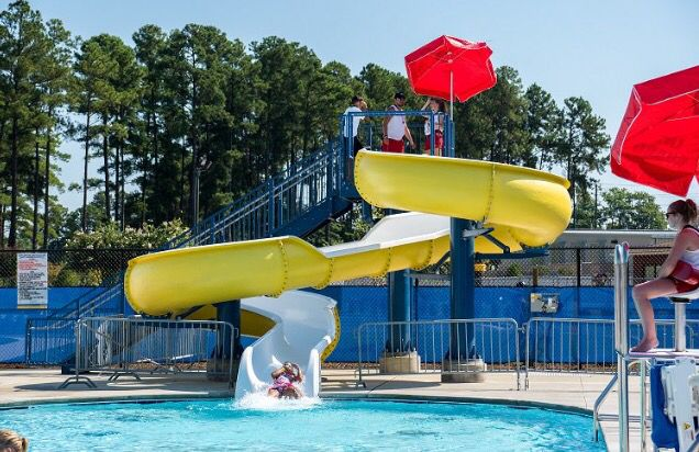 Chalmers And Westover Aquatic Centers Open 5 30 FCPRus FayettevilleNC