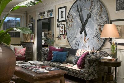 I Heart Shabby Chic Apartment Ideas