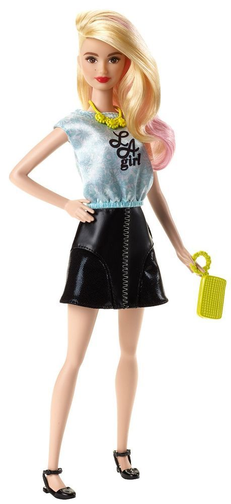 Barbie ,Modepuppe, Fashionista, doll, puppe, Fashionistas,trend,style,la girl
