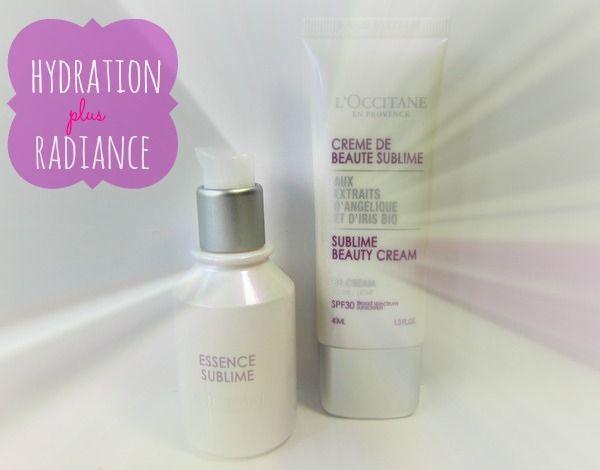 L Occitane Iris Angelica Sublime Skin Serum And Bb Cream The Perfect Double Act Beaut Ie Skin Serum Bb Cream L Occitane