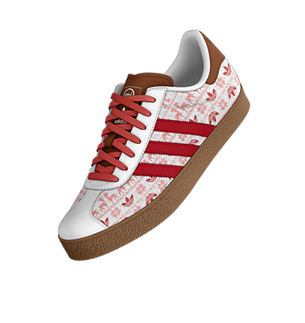 adidas mi gazelle og custom shoes nz