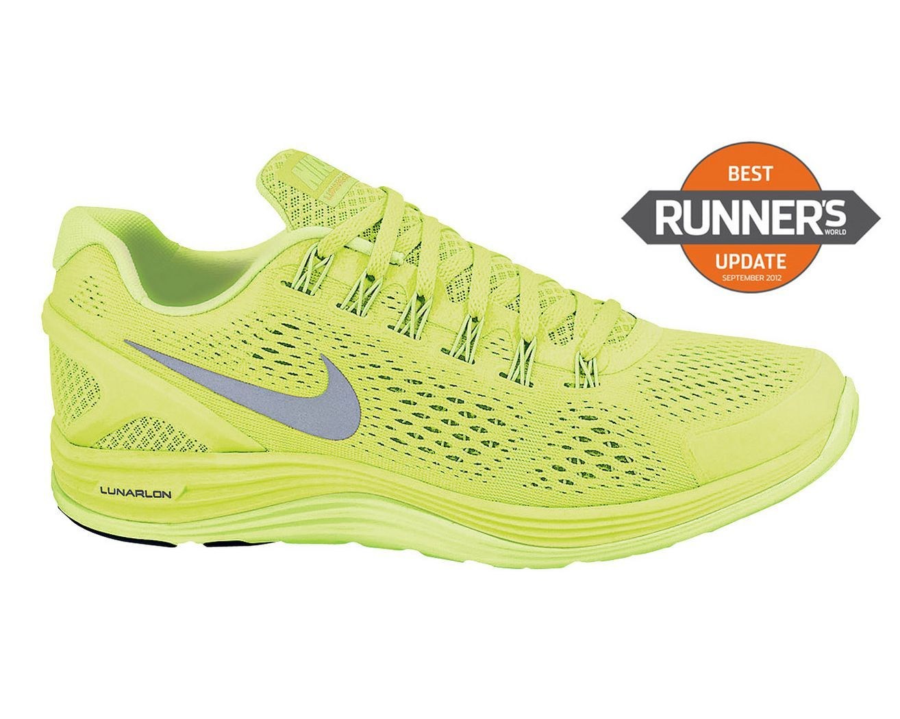 Womens Nike LunarGlide+ 4 Running Shoe at Road Runner Sports ... cfcc020bc