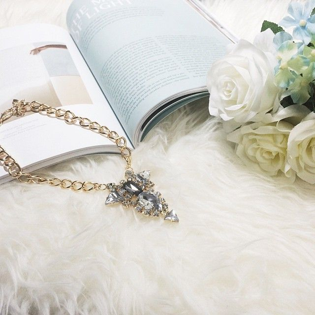 This Ann Marie necklace