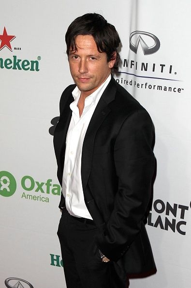Ross McCall attends the Oxfam party at Esquire House Estates on November 18, 2010 in Los Angeles, California.