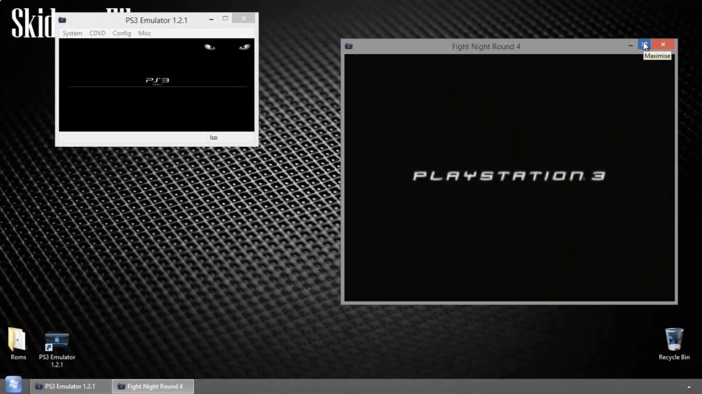 PS3 Emulator for PC (BIOS Included) - June 2015 | PS3