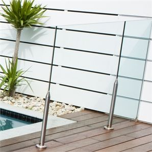 Highgrove 1200 X 1200 X 12mm Glass Fence Infill Glass Pool Fencing Pool Fence Glass Fence