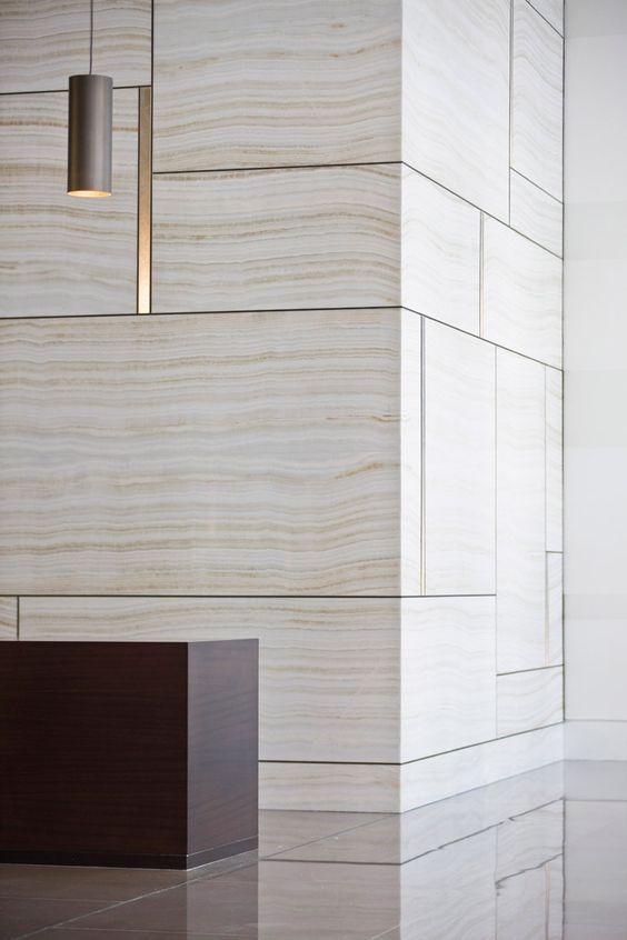 office lobby Wimpole street / by Rients Ltd: | ENIGMA ...