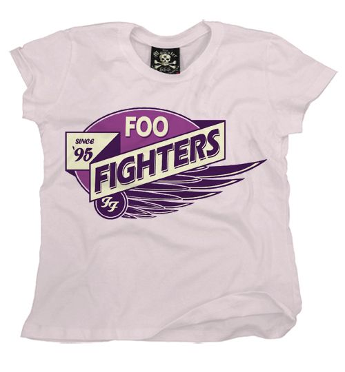 """Playera Foo Fighters ""  Morra  disponible en www.kingmonster.com.mx"