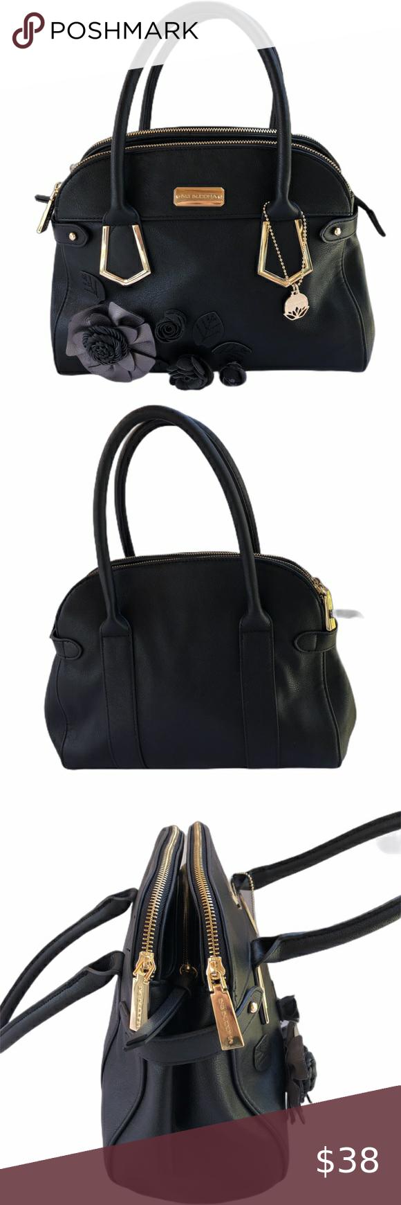 Big Buddha Black Handbag Black Handbags Handbag Big Buddha Bags