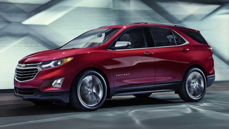 2018 Chevrolet Equinox Diesel Has The Highest Base Price Of All Equinoxes Chevrolet Equinox 2018 Chevy Equinox Chevy Equinox