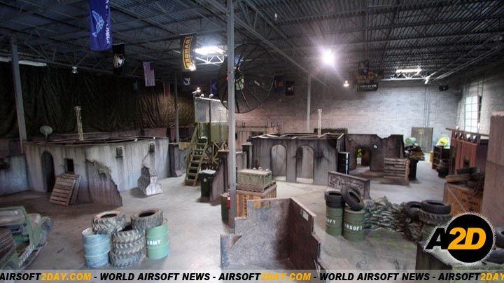 Airsoft Airsoft Paintball Field Airsoft Guns