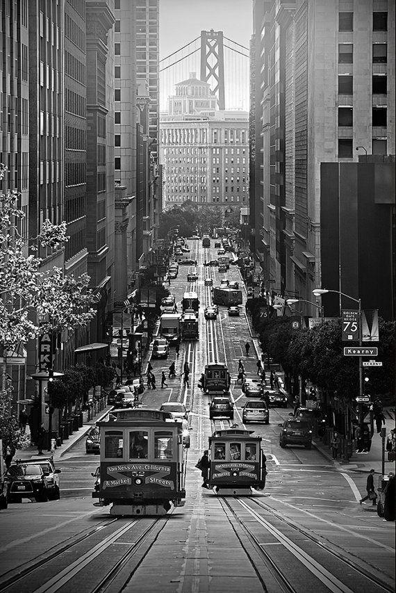 MinimalGallery San Francisco Bridge Photography