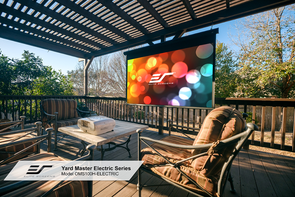Best DIY Backyard Movie Projector Screen | Yard Master ...
