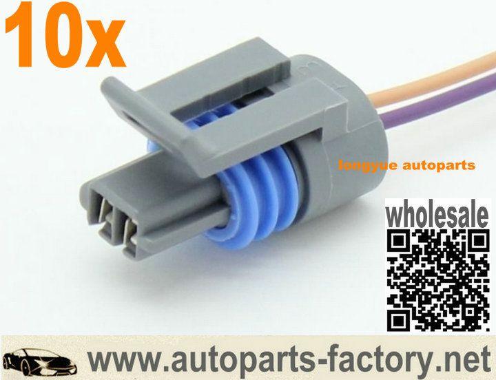 f7e5fd2f3e71774d7a49fc0002199615 autoparts factory manifold air temp mat sensor connector intake Ford Wiring Harness Kits at n-0.co